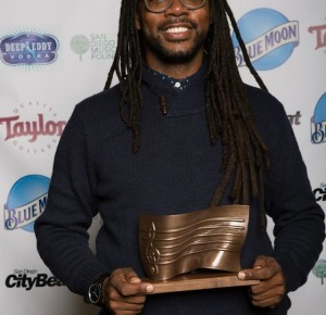 2014 San Diego Best Club DJ Award (San Diego Music Association SDMA)