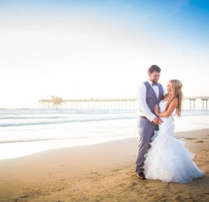 Seaside Forum is a great venue for photos and well as ceremony and reception