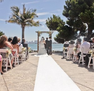 Beautiful ceremony.