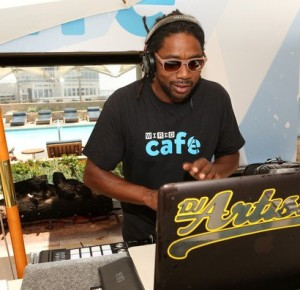Comic Con Event sponsored by Wired Magazine always looks forward to DJ Artistic as their DJ 5  years in a row.